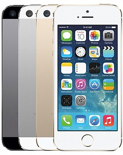 Apple Iphone 5S-32GB Gold (  like new 99% ) Bản Quốc Tế
