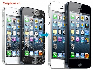 Thay Mặt Kính IPhone 4,4S