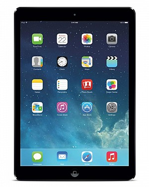 IPad Air Wifi - 4G-16GB Đen Likenew