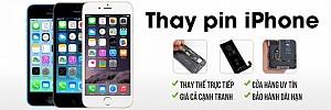 Thay Pin IPhone Tại Thanh Xuân