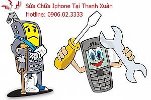 Sửa chữa iphone tại Thanh Xuân