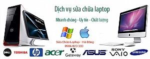 Trung Tâm Sửa Laptop Uy Tín Tại Hà Đông