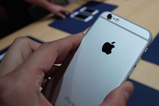 Một số hình ảnh khác của bộ đôi iPhone 6s/6s Plus