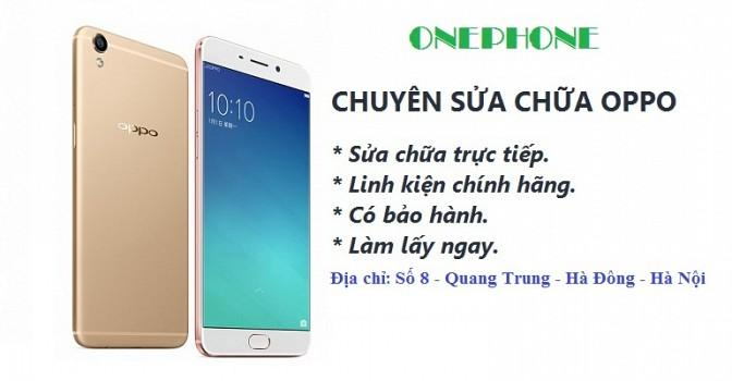 Sửa điện thoại Oppo tại Thanh Trì