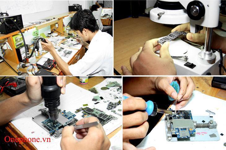 Sửa chữa điện thoại tại Thanh Trì