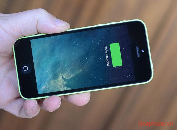 Sửa lỗi iphone 5,5S,5C hao pin, nhanh hết pin