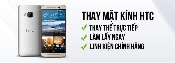 Thay mặt kính, ép kính HTC tại Thanh Xuân