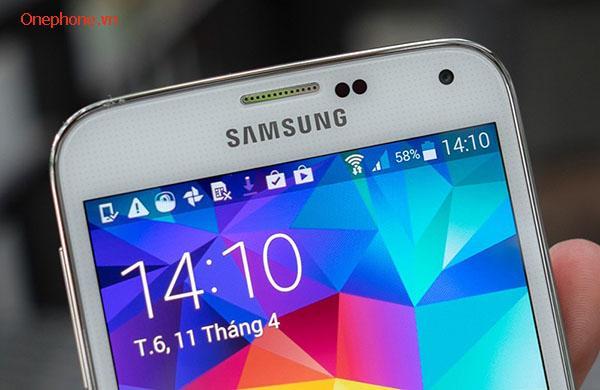 Thay loa trong, loa ngoài Samsung S5,S5 Mini tại Hà Nội