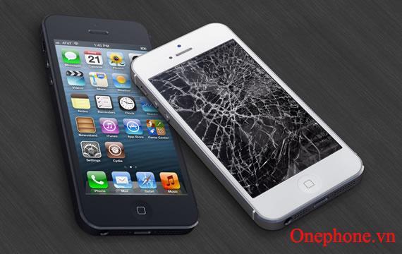 Thay màn hình iphone 5, 5S, 5C chính hãng tại Hà Đông, Hà Nội
