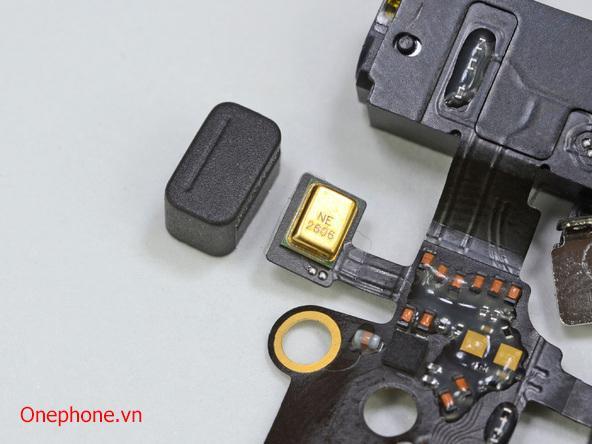 Thay Micro iphone 5,5S,5C