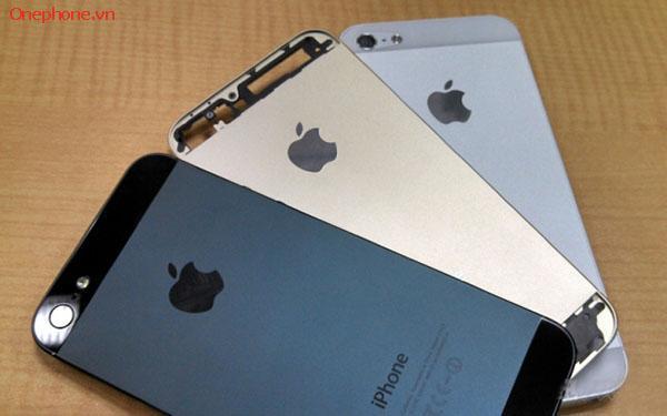 Thay nắp lưng iphone 5,5S,5C tại Hà Nội