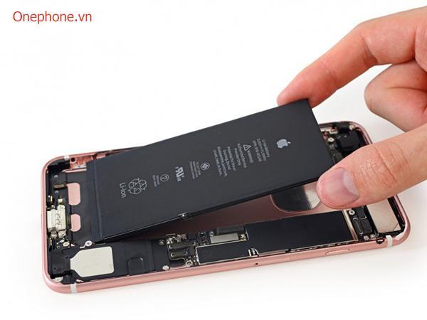 Thay pin iphone tại Thanh Trì
