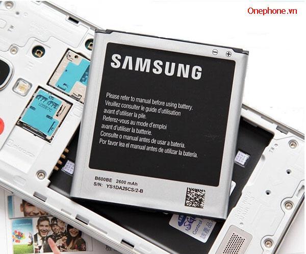 Thay pin Samsung S4,S4 mini tại Hà Nội