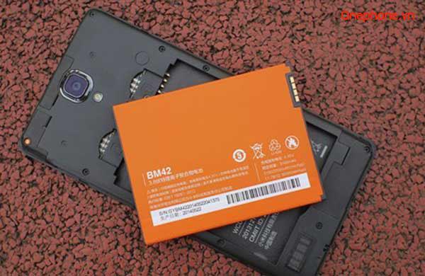 Thay pin Xiaomi tại Thanh Trì