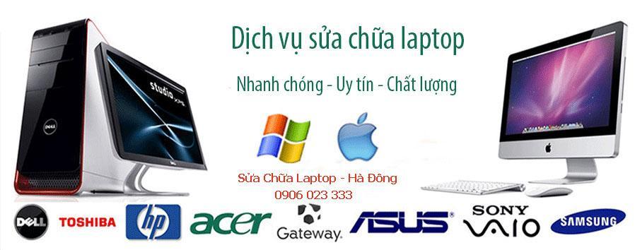 Trung tâm sửa chữa laptop tại Hà Đông